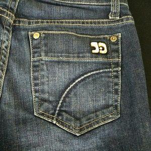 Joe's Jeans Dark Wash Straight Size 25